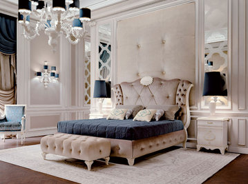 Итальянские кровати фабрики CARPANESE HOME