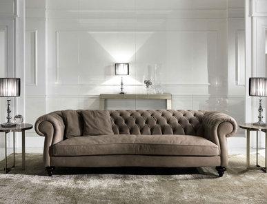 Итальянская мягкая мебель Kensington фабрики DV HOME
