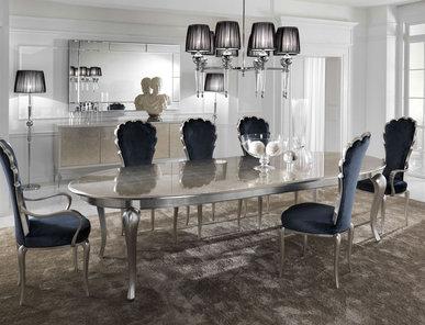 Итальянская столовая Vogue фабрики DV HOME