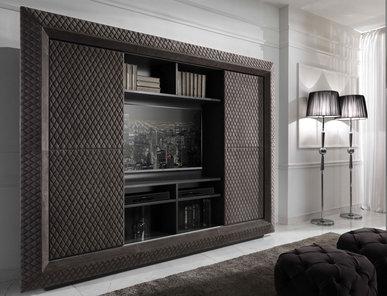 Итальянская мебель для ТВ фабрики DV HOME