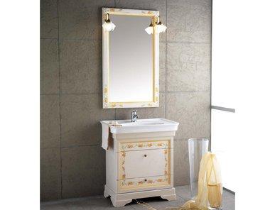 Итальянская мебель для ванной 8010 DOLCEVITA фабрики TIFERNO