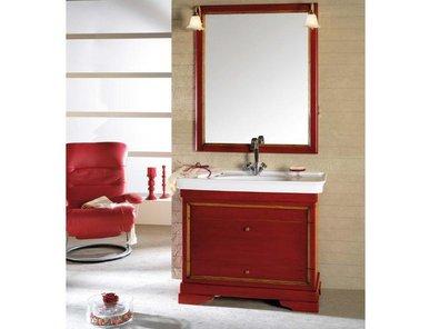 Итальянская мебель для ванной 8015 DOLCEVITA фабрики TIFERNO