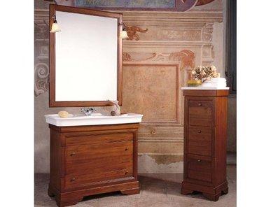 Итальянская мебель для ванной 8016 DOLCEVITA фабрики TIFERNO