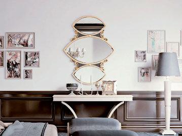 Итальянское зеркало Gemma фабрики CARPANESE HOME