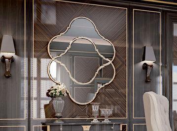 Итальянское зеркало Bbraccio фабрики CARPANESE HOME