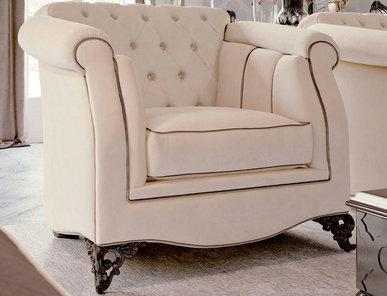Итальянское кресло 6244 фабрики CARPANESE HOME