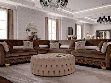 Итальянский диван 6443 фабрики CARPANESE HOME