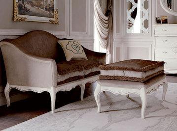 Итальянский диван 6136 фабрики CARPANESE HOME