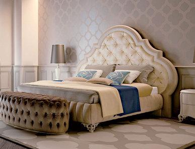 Итальянская кровать 6081 фабрики CARPANESE HOME