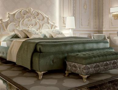 Итальянская кровать 6170 фабрики CARPANESE HOME