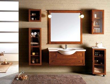 Итальянская мебель для ванной 8044 SOPHIE фабрики TIFERNO