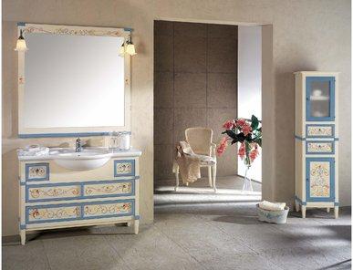 Итальянская мебель для ванной 8051 SOPHIE фабрики TIFERNO