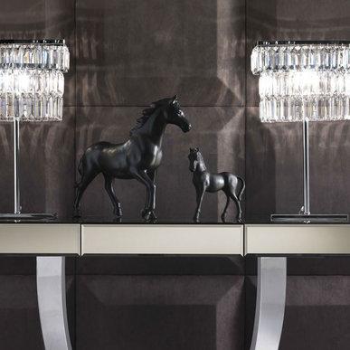 Итальянская настольная лампа Byron фабрики DV HOME