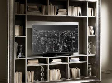 Итальянская мебель для ТВ Contrast фабрики DV HOME