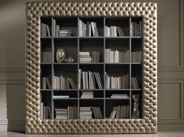 Итальянский книжный шкаф Avery фабрики DV HOME