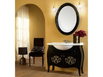 Итальянская мебель для ванной 8938 DELUXE фабрики TIFERNO