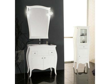 Итальянская мебель для ванной 8953 DELUXE фабрики TIFERNO