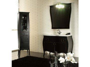 Итальянская мебель для ванной 8958 DELUXE фабрики TIFERNO