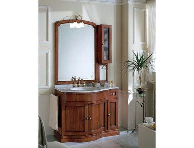 Итальянская мебель для ванной COMP. N. 3 IL BORGO фабрики EURODESIGN