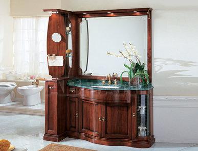 Итальянская мебель для ванной COMP. N. 7 IL BORGO фабрики EURODESIGN