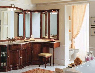 Итальянская мебель для ванной COMP. N. 8 IL BORGO фабрики EURODESIGN