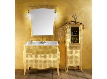 Итальянская мебель для ванной 8974 DELUXE фабрики TIFERNO