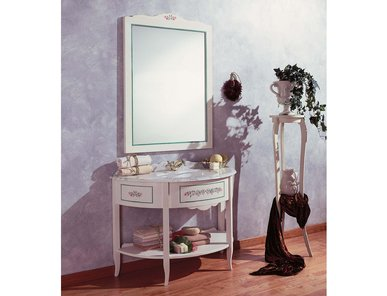 Итальянская мебель для ванной 9035 CARA фабрики TIFERNO