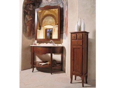 Итальянская мебель для ванной 9036 CARA фабрики TIFERNO