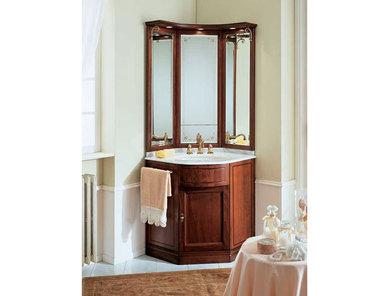 Итальянская мебель для ванной COMP. N. 9 IL BORGO фабрики EURODESIGN