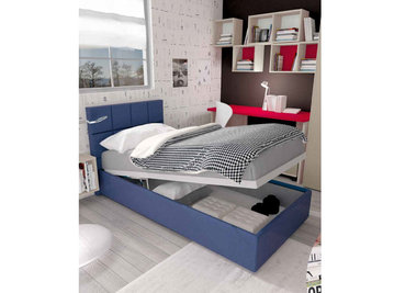 Итальянская детская кровать фабрики HAPPY (Композиция 576)