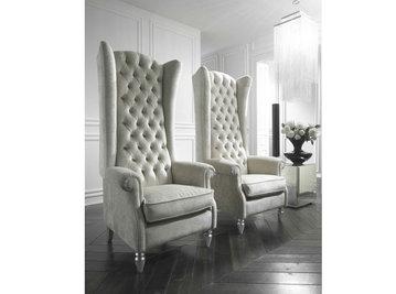 Итальянское кресло Avery фабрики DV HOME