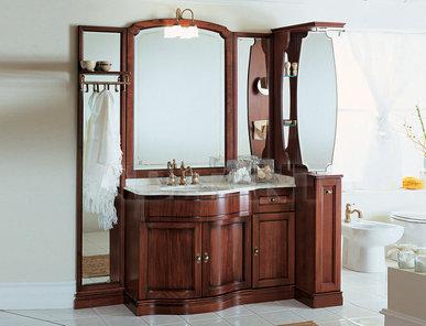 Итальянская мебель для ванной COMP. N. 13 IL BORGO фабрики EURODESIGN