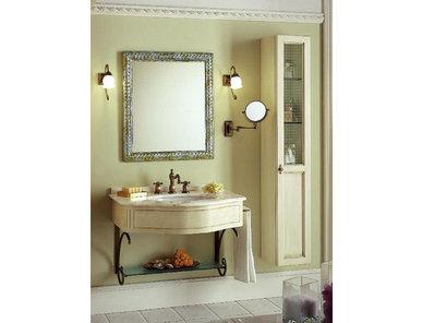 Итальянская мебель для ванной COMP. N. 14 IL BORGO фабрики EURODESIGN
