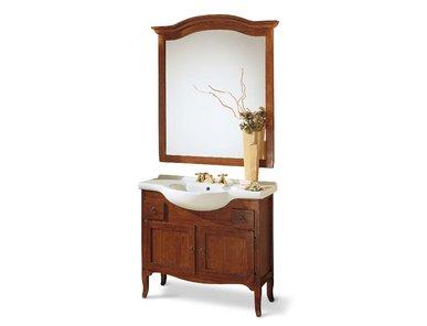 Итальянская мебель для ванной 9047 CARA фабрики TIFERNO