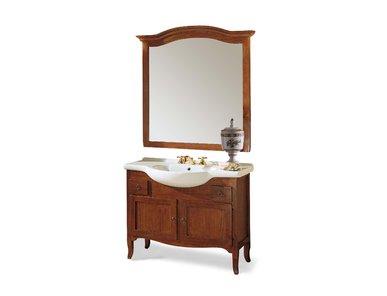 Итальянская мебель для ванной 9048 CARA фабрики TIFERNO