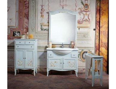 Итальянская мебель для ванной 9049 CARA фабрики TIFERNO