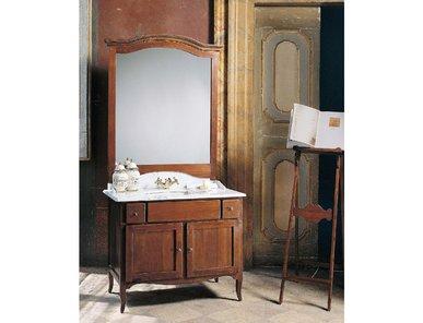 Итальянская мебель для ванной 9055 CARA фабрики TIFERNO