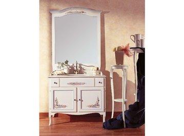 Итальянская мебель для ванной 9057 CARA фабрики TIFERNO