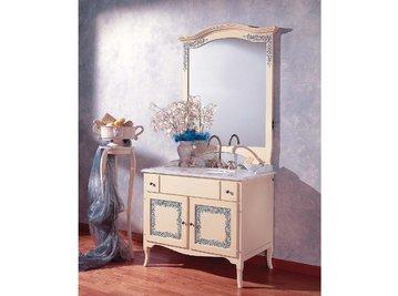 Итальянская мебель для ванной 9058 CARA фабрики TIFERNO