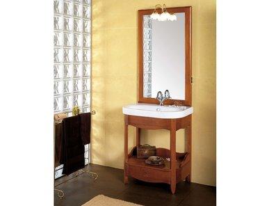 Итальянская мебель для ванной 9142 DORA фабрики TIFERNO
