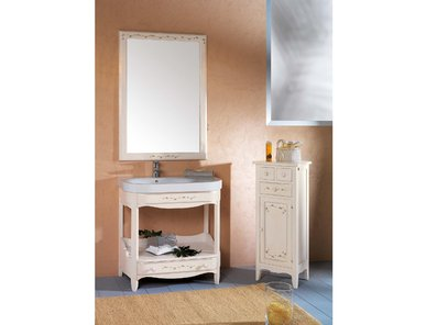 Итальянская мебель для ванной 9144 DORA фабрики TIFERNO