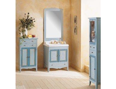 Итальянская мебель для ванной 9150 DORA фабрики TIFERNO