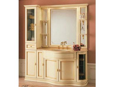 Итальянская мебель для ванной COMP. N. 28 IL BORGO фабрики EURODESIGN