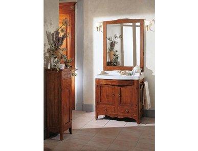 Итальянская мебель для ванной 9154 DORA фабрики TIFERNO