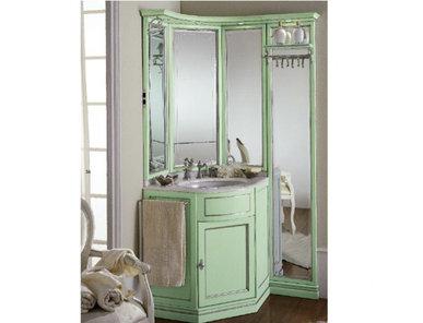 Итальянская мебель для ванной COMP. N. 30 IL BORGO фабрики EURODESIGN