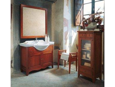 Итальянская мебель для ванной 9165 DORA фабрики TIFERNO