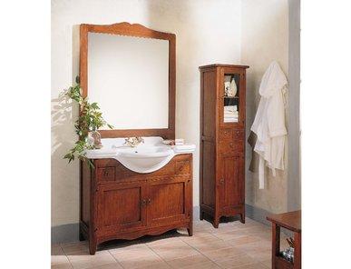 Итальянская мебель для ванной 9170 DORA фабрики TIFERNO