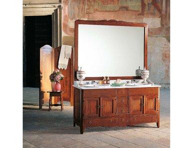 Итальянская мебель для ванной 9190 DORA фабрики TIFERNO