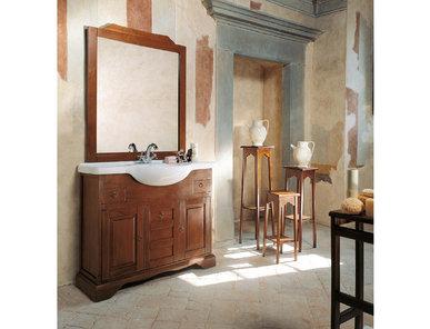 Итальянская мебель для ванной 9215 TREVI фабрики TIFERNO