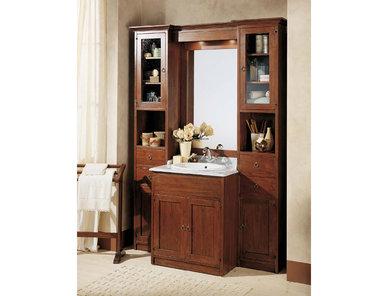 Итальянская мебель для ванной 9480 HAPPY HOURS фабрики TIFERNO